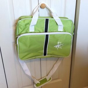 RCMP Messenger Bag with Crossbody Strap